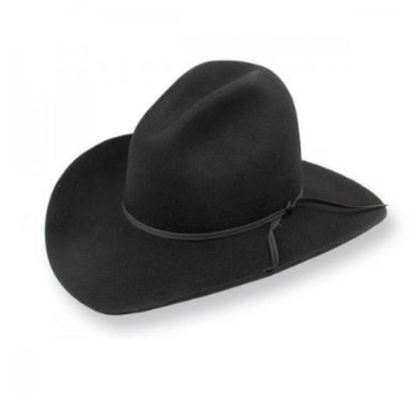 9c03652a3f04f Stetson Lil Gus Wool Cowboy Cowgirl Festival Hat